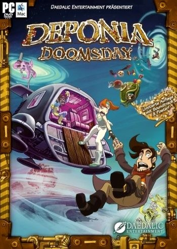 Deponia Doomsday (2016) PC