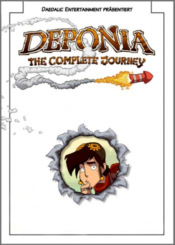 Deponia: The Complete Journey (2014) PC