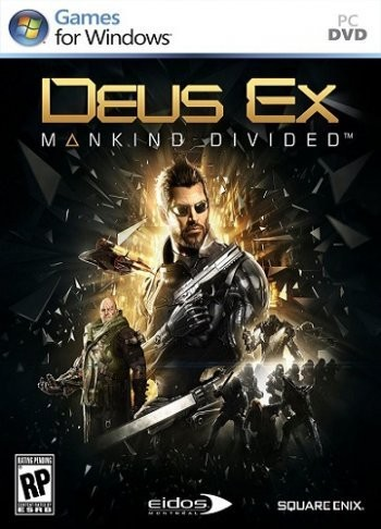 Deus Ex: Mankind Divided (2016) PC