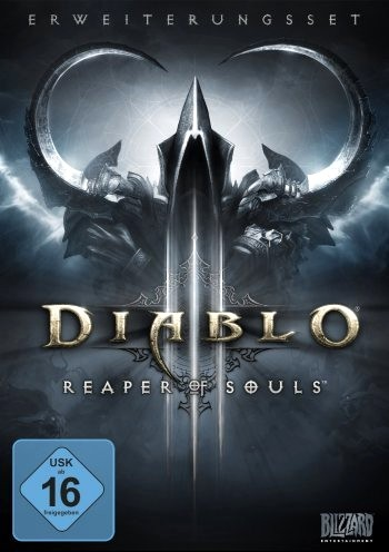 Diablo III: Reaper of Souls (2012-2014) PC