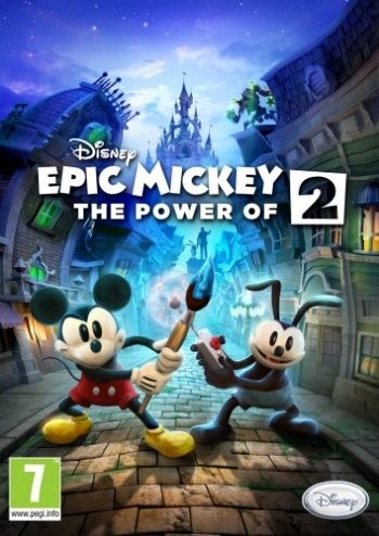 Disney Epic Mickey: Две легенды (2012)