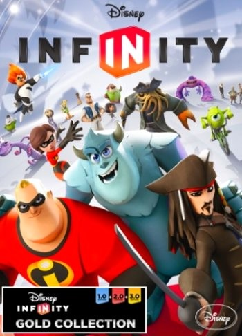 Disney Infinity - Gold Collection (2016) PC