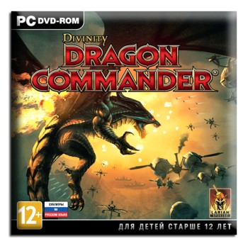 Divinity: Dragon Commander (2013) (PC/RUS)