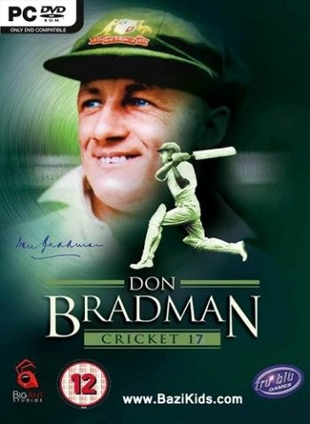 Don Bradman Cricket 17 (2017) РС