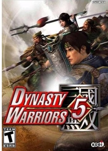 Dynasty Warriors 5 (2006) PC