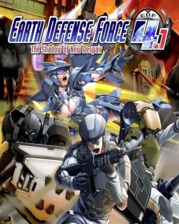 EARTH DEFENSE FORCE 4.1 The Shadow of New Despair (2016) PC