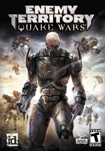 Enemy Territory: Quake Wars (2007) PC