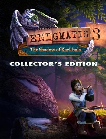 Enigmatis 3: The Shadow of Karkhala - Collectors Edition (2016) PC