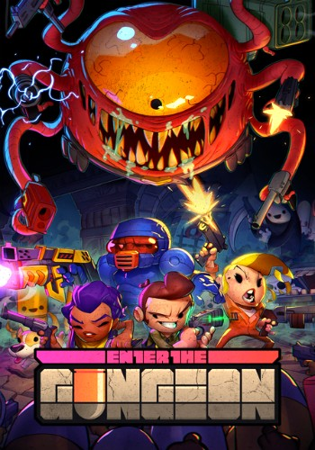 Enter The Gungeon (2016) РС