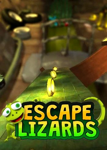 Escape Lizards (2017) PC