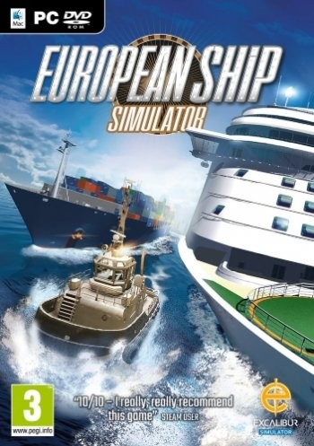 European Ship Simulator Remastered (2016) PC