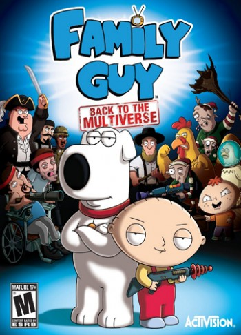 Family Guy: Back to the Multiverse (2012) PC