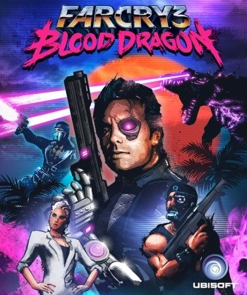 Far Cry 3: Blood Dragon (2013) (PC/RUS)
