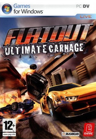 FlatOut: Ultimate Carnage (2008) PC