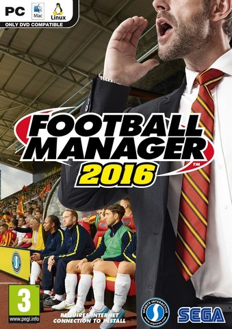 Football Manager 2016 (2015) PC