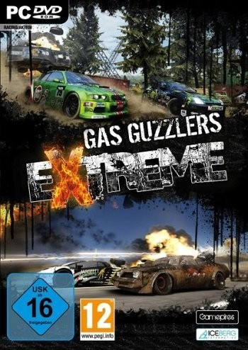 Gas Guzzlers Extreme (2013) (PC/RUS)