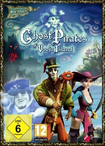 Ghost Pirates of Vooju Island (2009) PC