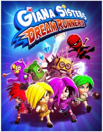 Giana Sisters: Dream Runners (2015) PC