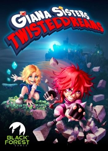 Giana Sisters: Twisted Dreams (2012) PC