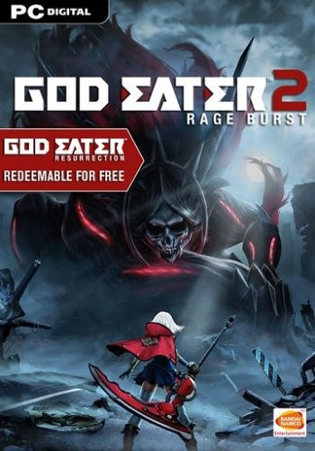 God Eater 2: Rage Burst (2016) РС