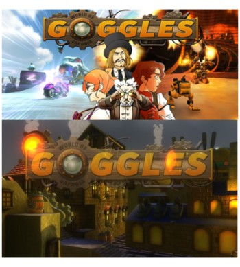 Goggles: World of Vaporia (2015) PC