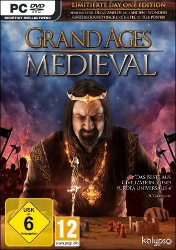 Grand Ages: Medieval (2015) PC