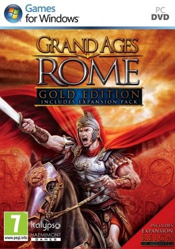 Grand Ages Rome - Gold Edition (2010) PC