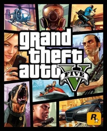 Grand Theft Auto 5 / GTA V [2015/PC/XBOX360/PS3]