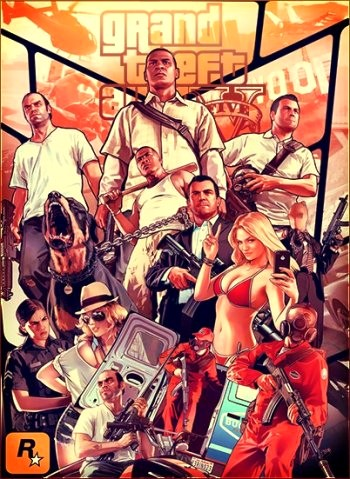 Grand Theft Auto V - Redux (2015) PC