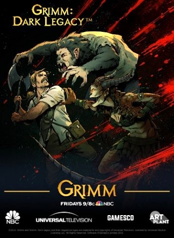 Grimm: Dark Legacy (2016) PC