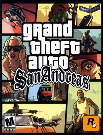 GTA San Andreas Hot coffee (2005) PC