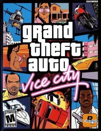 GTA - Vice City Deluxe (2005)