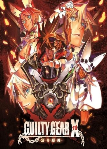 GUILTY GEAR Xrd -SIGN- (2015) PC