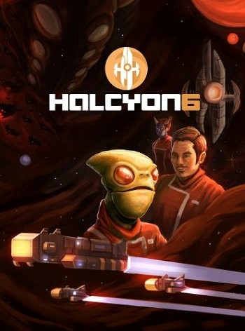 Halcyon 6: Starbase Commander (2016) PC