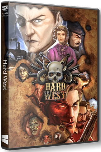 Hard West (2015) PC