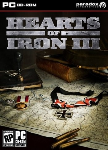 Hearts of Iron 3 (2009) PC
