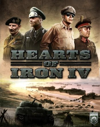 Hearts of Iron IV: Field Marshal Edition (2016) PC