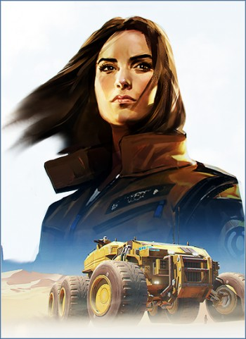 Homeworld: Deserts of Kharak (2016) PC