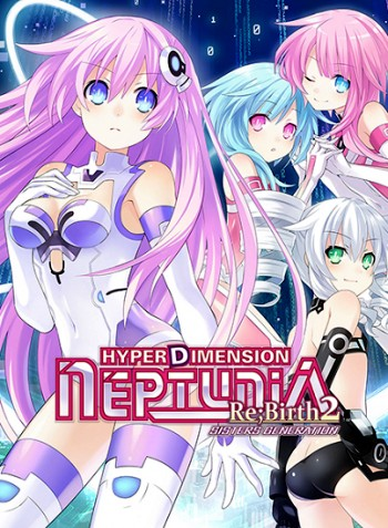 Hyperdimension Neptunia Re;Birth2: Sisters Generation (2015) PC