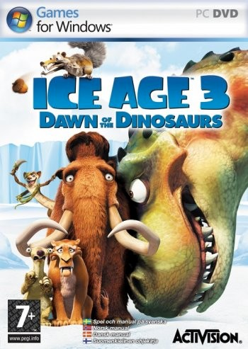 Ice Age 3: Dawn of the Dinosaurs (2009) PC