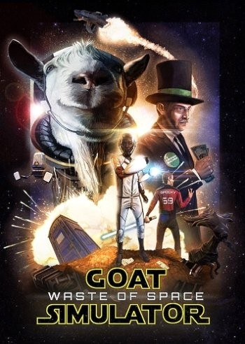 Симулятор Козла / Goat Simulator: Waste of Space (2016) PC