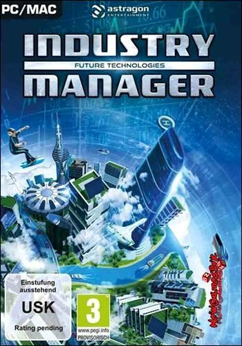 Industry Manager: Future Technologies (2016) PC