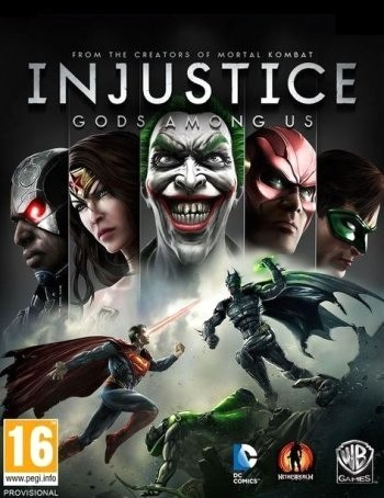 Injustice: Gods Among Us (2013) (PC/RUS)