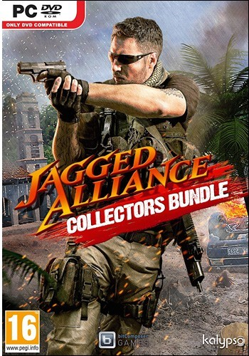 Jagged Alliance: Collectors Bundle (2013) PC