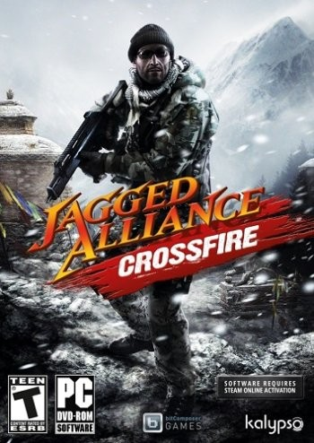 Jagged Alliance: Crossfire (2012) PC