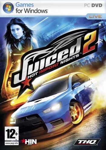 Juiced 2: Hot Import Nights (2007) PC