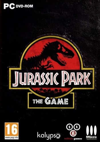 Jurassic Park: The Game (2011) PC