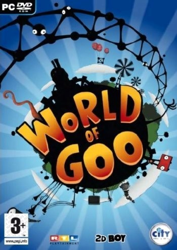 Корпорация Гуу! / World of Goo (2009)