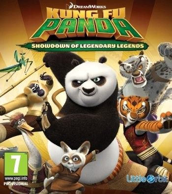 Kung Fu Panda Showdown of Legendary Legends (2016) PC