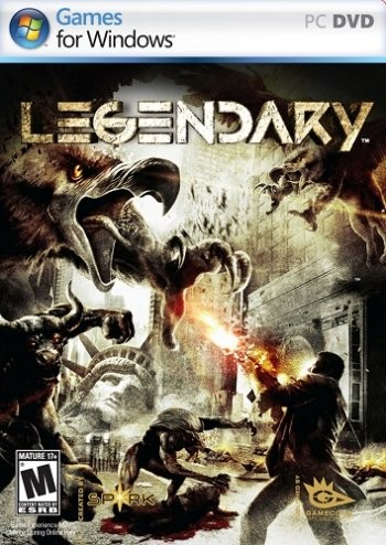 Legendary (2008) PC